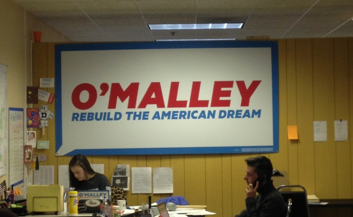 O'Malley remains optimistic about Iowahopes