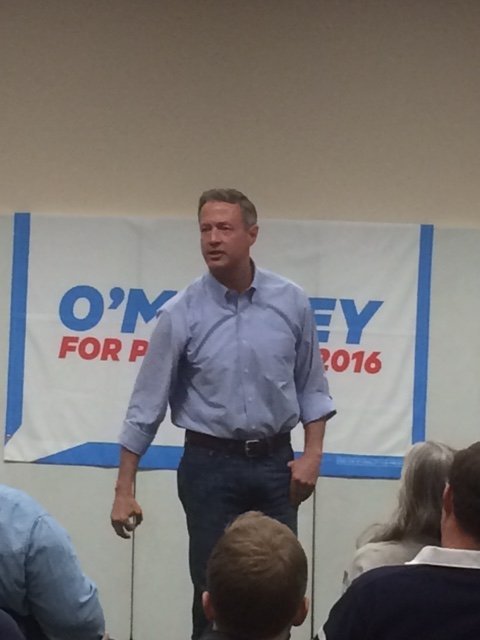 Opinion: Road to victory long for O'Malley in Iowa
