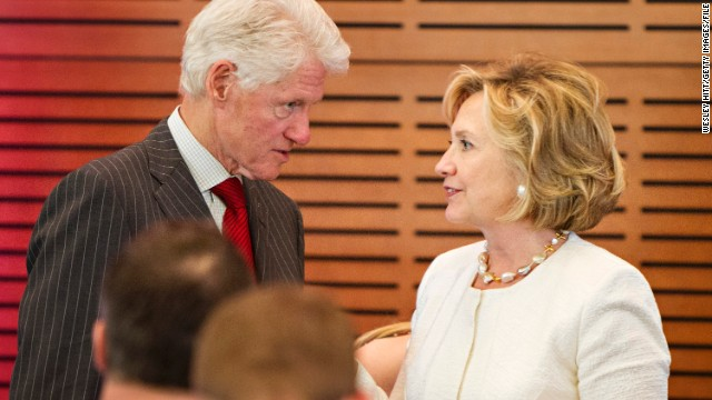 Opinion: Bubba's indiscretions make for Hillary's 2016 'Catch 22'